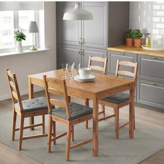 イケア(IKEA)の値下げ中‼︎ IKEA イケア 椅子 2脚 ホワイト 木製 美品(ダイニングチェア)