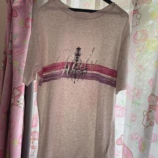 レディー(Rady)のメンズRady かすれシャンデリアTシャツ(Tシャツ/カットソー(半袖/袖なし))