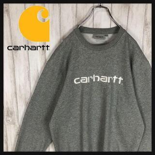 カーハート(carhartt)の【即完売モデル】carhartt WIP カーハート 刺繍ロゴ スウェット(スウェット)