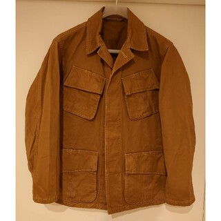コモリ(COMOLI)のcomoli bdu jacket(ミリタリージャケット)