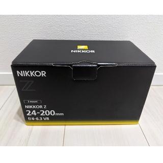 Nikon - 新品未使用 NIKKOR Z 24-200mm f/4-6.3 VR