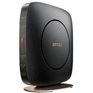 バッファロー(Buffalo)のバッファロー 11ac対応 無線LANルータWSR-2533DHP2-CB(その他)