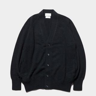 ワンエルディーケーセレクト(1LDK SELECT)のHERILL Whole garment cashmere cardigan(カーディガン)
