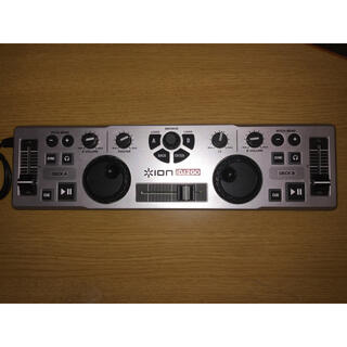 Ion iDJ2GO DJ iPad用(DJコントローラー)