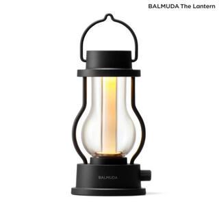 バルミューダ(BALMUDA)のバルミューダ ザ ランタン L02A-BK ブラック(ライト/ランタン)
