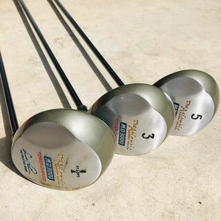 アーノルドパーマー(Arnold Palmer)のアーノルドパーマー ゴルフクラブ MD3000 ドライバー 3本(クラブ)