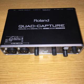 ローランド(Roland)のRoland UA-55 QUAD-CAPTURE(オーディオインターフェイス)