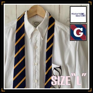 スーツカンパニー(THE SUIT COMPANY)の【鎌倉シャツ×Graham marsh】美品!vintageIVY!BDシャツ!(シャツ)