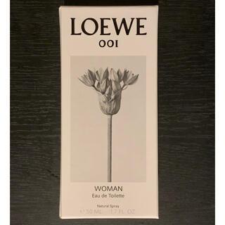 LOEWE - ロエベ 001 woman トワレ 50ml ウーマン トワレ