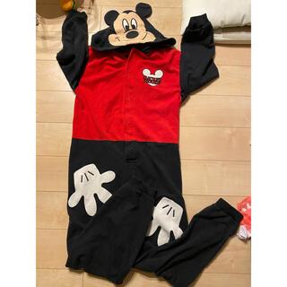 ミッキーマウス(ミッキーマウス)のミッキー着ぐるみスエット Lサイズ(スウェット)