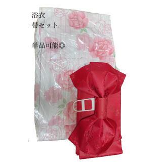 グレイル(GRL)の浴衣 帯付き 花柄(浴衣)