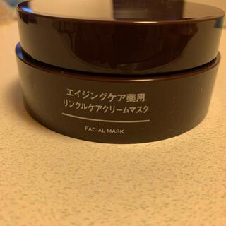 ムジルシリョウヒン(MUJI (無印良品))のクリームマスク(パック/フェイスマスク)