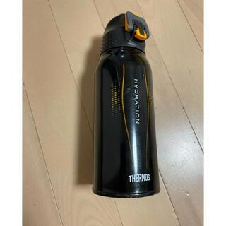 サーモス  水筒 800ml 黒(水筒)