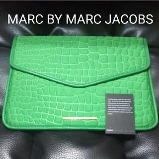 MARC BY MARC JACOBS - MARC BY MARC JACOBS 新品 型押し風 タブレットケース
