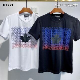 ディースクエアード(DSQUARED2)のDSQUARED2(#127)2枚9000 Tシャツ 半袖 M-3XLサイズ選択(その他)