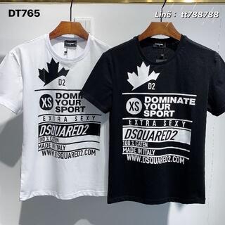 ディースクエアード(DSQUARED2)のDSQUARED2(#129)2枚9000 Tシャツ 半袖 M-3XLサイズ選択(その他)