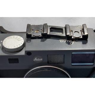 LEICA - ライカM8,M9用 マッチテクニカル サムズアップ ダブルシュー付き ブラック
