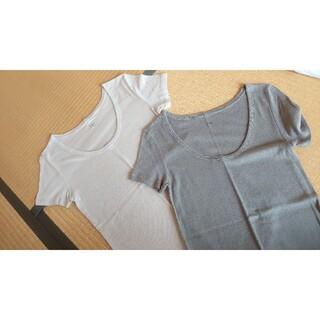 ギャップ(GAP)のGAP トップス(Tシャツ(半袖/袖なし))