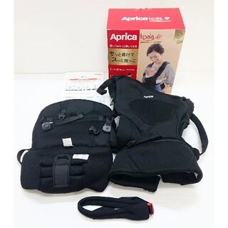 Aprica - Aprica 抱っこ紐 コアラ メッシュプラス AB 2085582(美品)