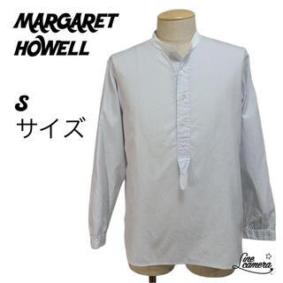 マーガレットハウエル(MARGARET HOWELL)のマーガレットハウエル 長袖 シャツ コットン 日本製 S(シャツ)
