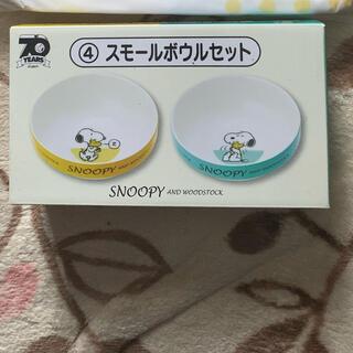 スヌーピー(SNOOPY)の【tomtam様】スヌーピー スモールボウルセット(食器)
