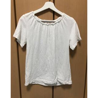 コーエン(coen)の【coen】白 半袖Tシャツ(Tシャツ(半袖/袖なし))