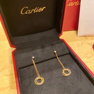 カルティエ(Cartier)のCartier カルティエ  ピアス トリニティ(ピアス)