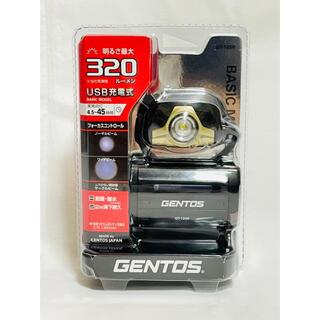 【新品・未開封】ジェントス LEDヘッドライト GT-105R