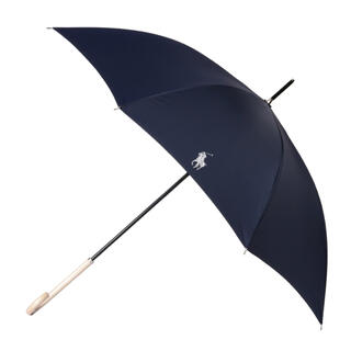 ポロラルフローレン(POLO RALPH LAUREN)の新品ポロラルフローレン BIG LOGO 長傘 日本製 軽量 ジャンプ式(傘)