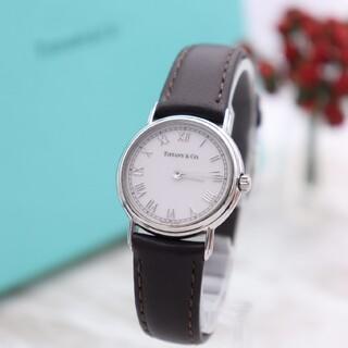 ティファニー(Tiffany & Co.)の正規品【新品電池】Tiffany& Co./動作良好 人気モデル 美品 L251(腕時計)