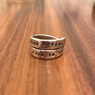 アッシュペーフランス(H.P.FRANCE)のSERGE THORAVAL セルジュトラヴァル 幸せの手錠リング 12号(リング(指輪))