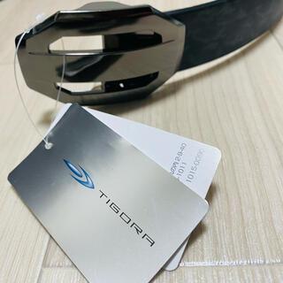 ティゴラ(TIGORA)の【新品未使用】ティゴラ TIGORA メンズ ゴルフ ベルト ゴルフ ベルト (その他)
