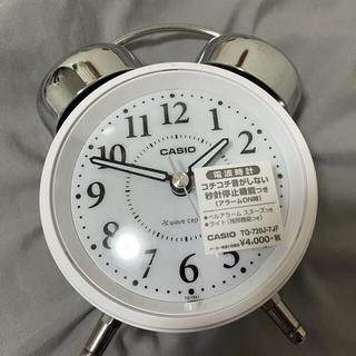 カシオ(CASIO)のCASIO 目覚まし時計(置時計)