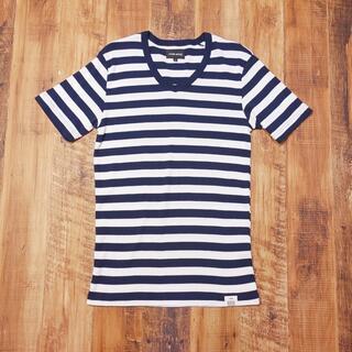 アベイル(Avail)のAVAIL MODE 半袖カットソー XLサイズ メンズ アベイル 濃紺 KL3(Tシャツ/カットソー(半袖/袖なし))