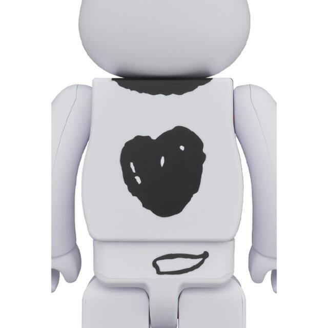 MEDICOM TOY(メディコムトイ)の新品未開封!ベアブリックBELLE1000% エンタメ/ホビーのおもちゃ/ぬいぐるみ(キャラクターグッズ)の商品写真