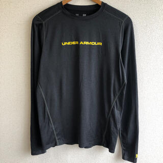 UNDER ARMOUR - アンダーアーマー プリント Tシャツ ヒートギア Under Armour
