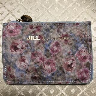 ジルバイジルスチュアート(JILL by JILLSTUART)のJILL by JILLSTUART カードケース(コインケース)