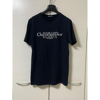 ディオールオム(DIOR HOMME)の美品 ディオールオム NEWAVE半袖Tシャツ S diorhomme(Tシャツ/カットソー(半袖/袖なし))