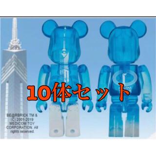 メディコムトイ(MEDICOM TOY)の福岡タワー限定 ベアブリック 2000体限定 10体セット(フィギュア)
