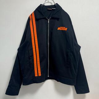 コムデギャルソン(COMME des GARCONS)のKTM jacket キルティング(ブルゾン)
