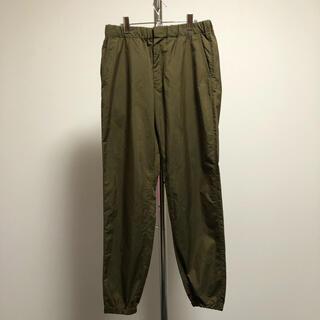コモリ(COMOLI)のWELLDER TRACK PANTS(ワークパンツ/カーゴパンツ)