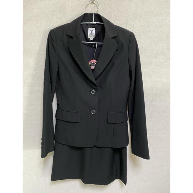 MICHEL KLEIN(ミッシェルクラン)のミッシェルクラン スーツ 上下セット レディースのフォーマル/ドレス(スーツ)の商品写真