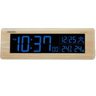 SEIKO - ご相談中!安くどうぞ♪SEIKO電波時計 新品未使用 目覚まし時計