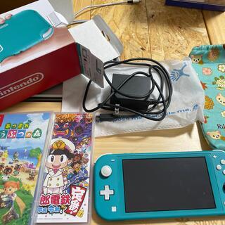 任天堂 - Nintendo Switch  Lite ソフトセット2つセット