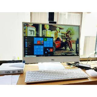 デル(DELL)のDELL Inspiron 22 3277 4415U 1.0TB 4G カメラ(デスクトップ型PC)