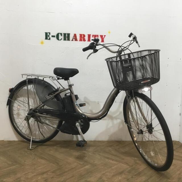 ヤマハ(ヤマハ)のKY030☆電動自転車☆YAMAHA PASナチュラ☆26インチ☆ スポーツ/アウトドアの自転車(自転車本体)の商品写真