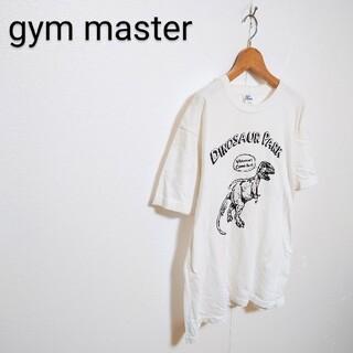 ジムマスター(GYM MASTER)のgym master ジムマスター ダイナソーTシャツ(Tシャツ/カットソー(半袖/袖なし))