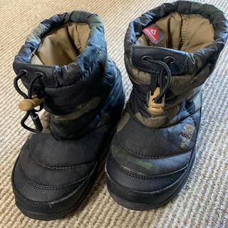 ザノースフェイス(THE NORTH FACE)のyuri様専用ザノースフェイス 18センチ ブーツ(ブーツ)