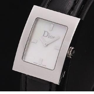 クリスチャンディオール(Christian Dior)の★稼働★【クリスチャンディオール】シェル文字盤(腕時計)