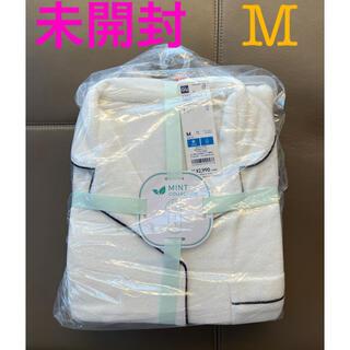 GU - 【未開封】GU×SABONコラボ パイルパジャマ ワンピース マタニティー 半袖